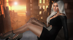 # ♥802 (sophieso.demonia) Tags: navycopper vanity event fameshed scandalize pose fair artis