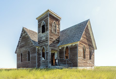 Milk River Valley Church (The New No. 2) Tags: johncrouch copyright2018johncrouch johncrouchphotography 2018 roadtrip travel vacation kremlin montana unitedstates us journey church abandoned old architecture religion building landscape rural broken empty wooden history wood exterior outdoors vintage structure nobody neglect spirituality disrepair america ghosttown usa christianity historic tower tourism worship damaged antique damage ruin destruction beautiful ghost decay rustic dangerous homestead dirty countryside chapel