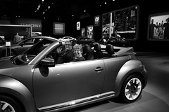 Last Beetle (timmerschester) Tags: beetle convertable naias detroit michigan winter january 2019