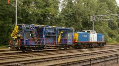 20070629-IMGP0576.jpg (BlonTT) Tags: eerstefotos werkmaterieel dordrecht 2033 spoor vrail