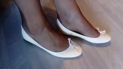 DSC_0594 (grandmacaon) Tags: ballerinas ballerines balletshoes balletflats repetto