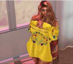 FASHION ADVISORY #237 When Spring Is Around The Corner (Fashion Advisory) Tags: aleutia rhude mirrors petite mort avatars secondlife slfashion slmodel slshopping besom