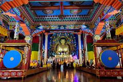 Neydo Monastery Pharping (Keith Roper) Tags: nepal kathmandu pharping neydomonastery monastery buddha buddhist buddhisttemple