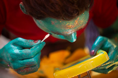 Kaveripattinam, 2019 (bmahesh) Tags: cwc cwc709 chennaiweekendclickers kaveripattinam mahashivarathiri mayanakollai angalammantemplefestival tamilnadu india people life makeup canon