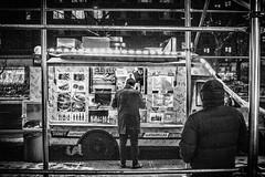 I'm hungry, let's get a taco. (broadswordcallingdannyboy) Tags: nyc ny newyorkcity city usa us america eastcoast newyork copyrightleonreillyphotography light holiday leonreilly eos7d eflens cityscape canon winter newyorkwinter creative lightroom metropolis iconic february2019 donotcopy newyorkstateofmind newyorkminute bw mono blackandwhite mood atmosphere dramatic nycbw newyorkcitybw taco tacovan letsgetataco broadway leonreillyphotography imhungryletsgetataco
