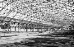 Skeleton (The Urban Tourist) Tags: urbanexploration urbex abandoned abandonedfactory industrial