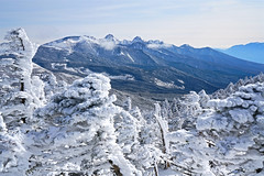 Mt. Kitayokodake (@yoshiki) Tags: winter snow sky cloud mountain landscape japan tree