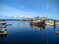 The views of the inner harbour in Victoria are pretty OK... #Victoria #travelbc #bctravel #travelphotographer #travelphotography #creativecanadian #pacificocean (Sean Phillips) Tags: instagram calgaryphotographer calgary yyc alberta