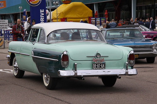 Mercury Monterey Coupé 1955 (6461)