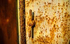 Inside the bunker mechanism (Carl Terlak) Tags: sony denmark rust reich emount jutland ilce apsc greatshoot