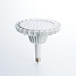 LED照明の写真