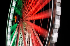 'The Wheel Of Brisbane' (YBBN Photography) Tags: photo 450d photography canon