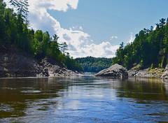 St. John River (RockN) Tags: stjohnriver august2016 grandfalls newbrunswick canada