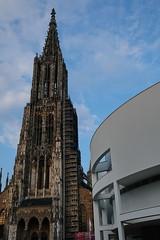 DSCF1709 (Ivanhoe71) Tags: ulm city architecture münster