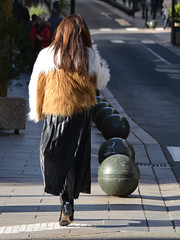 20190102-132320 (ze06) Tags: candid street cannes sexy girl gorgeous glamour woman hair fur leather skirt boots heels