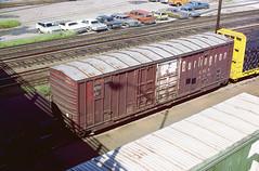 CB&Q Class XM-4B 49080 (Chuck Zeiler54) Tags: cbq class xm4b 49080 burlington railroad boxcar box car freight cicero train chuckzeiler chz