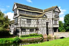 Little Moreton Hall (M McBey) Tags: house england hall littlemoretonhall cheshire tudor moat statelyhome