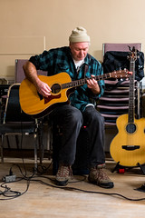 _DSC1524 (relishedmonkey) Tags: nikon d750 night music guitar drums jazz blues loyal fellowship toronto belleville canada jamming jam people
