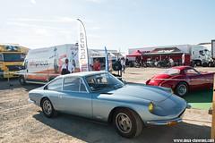 Le Mans Classic 2016 - Ferrari 365 GT 2+2 (Deux-Chevrons.com) Tags: ferrari365gt22 ferrari 365 gt 22 365gt22 365gt lemansclassic lemans france car coche voiture auto automobile automotive classic classique ancienne collection collector collectible vintage oldtimer classiccar