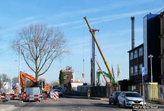 Cruquiusweg 25-2-2019 (k.stoof) Tags: cruquius cruquiusweg cruquiuseiland oostelijke havengebied eastern docklands amsterdam industrie industry industrial industrieterrein sloop demolition
