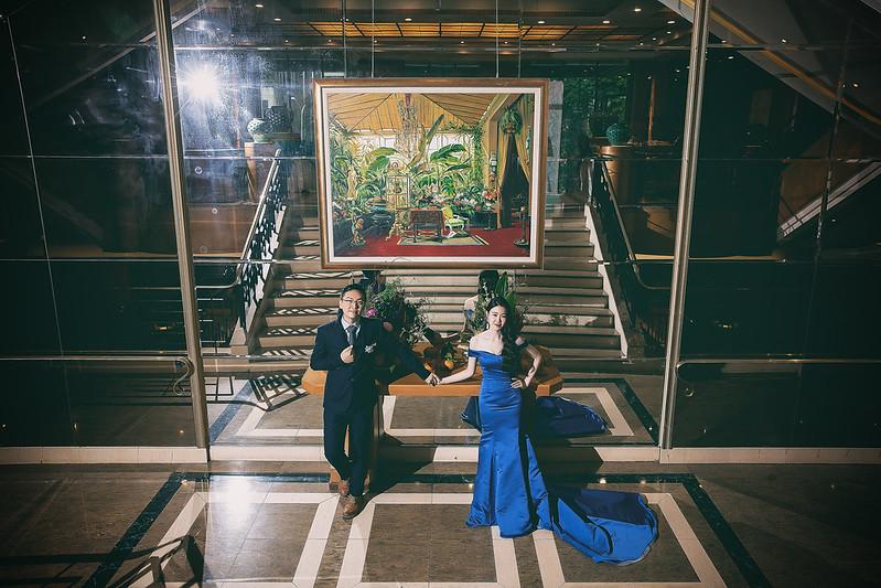 婚禮攝影 [愛媛❤粲閎] 歸寧之囍@台中僑園大飯店2F麗池廳