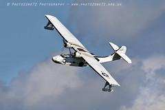 6811 Catalina (photozone72) Tags: duxford iwmduxford catalina consolidatedcatalina misspickup aviation aircraft airshows airshow canon canon7dmk2 canon100400f4556lii 7dmk2