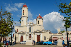 Cathedral of the Immaculate Conception, Cienfuegos, Cuba (Andrew Parmanand) Tags: cuba cienfuegos church cathedral iglesia catedral immaculateconception