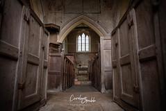 Prayer cubicles (Caroline Grubb Photography) Tags: inglesham st john baptist pray prayer worship religion church 1000 cotswolds winter interior