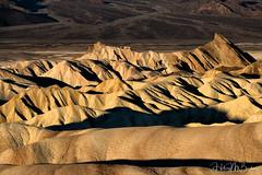 Zabriskie point (Hilary Bralove) Tags: sunrise landscape nikon zabriskiepoint deathvalley california deathvalleynationalpark