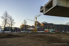 Laatste betonstort Noorderbrugtracé - foto Fred Berghmans (Belvedere Maastricht) Tags: belvédère maastricht noorderbrugtracé noorderbrug strukton wegenbouw brugbenbouw infrastructuur gebiedsontwikkeling dekrul uitkijktoren fietsverbinding fietsbrug lagefronten frontenpark
