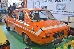 Renault 12 Gordini (benoits15) Tags: renault 12 gordini french car nimes auto retro orange alpine