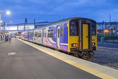 Northern 150 268 Blackpool North (daveymills37886) Tags: northern 150 268 blackpool north class 1501 dmu sprinter