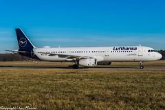 Lufthansa D-AIRK (U. Heinze) Tags: aircraft airlines airways airplane planespotting plane flugzeug haj hannoverlangenhagenairporthaj eddv nikon d610
