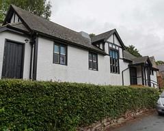 Royal window (mrpb27) Tags: gwuk guesswhereuk parish hall queen tong shropshire westmidlands england uk gb nikon d5200 18200mmf3556gedifafsvrdx dxoopticspro10 mrpb27