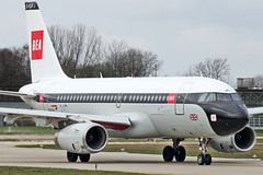 Airbus A319-131 - G-EUPJ - HAJ - 27.03.2019(2) (Matthias Schichta) Tags: geupj britishairways airbus a319100 haj eddv hannoverlangenhagen planespotting flugzeugbilder baretrojets