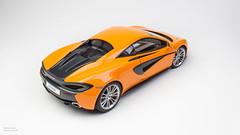 McLaren 570S-18 (M3d1an) Tags: mclaren 570s autoart diecast composite 118 miniature