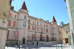 Malijai (RarOiseau) Tags: malijai hôteldeville château alpesdehauteprovence ville