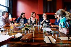 20190109-08-People at group dinner (Roger T Wong) Tags: 2019 australia bawaizakaya hobart japanese rogertwong sel24105g sony24105 sonya7iii sonyalpha7iii sonyfe24105mmf4goss sonyilce7m3 tasmania group people portrait restaurant