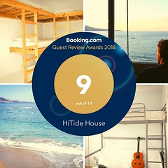 We are happy to announce our score and award for 2018 ! 🎉 Thank you all for your feedbacks, we focus on offering you the best service we can and it is with your help that we can keep on improving 😊🙌 - Join the family and book at ww (hitidehostel) Tags: ifttt instagram surf laspalmas grancanaria accommodation trip voyage travel sport action beach sun surfwyjazdy hitide discovery hostel 5starhostel