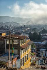 2019 Foggy morning (jeho75) Tags: sony ilce 7m2 zeiss mexico san cristóbal de las casas foggy morning view from iglesia chiapas mesoamerica