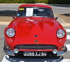 TRIUMPH GT6 Mk1 Apal (SASSAchris) Tags: triumph gt6 mki apal 2 tours dhorloge castellet circuit ricard voiture anglaise