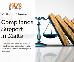 Compliance Support Malta (Active Offshore Group) Tags: compliance support malta