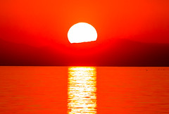 It's just another Spring sunset (Vagelis Pikoulas) Tags: sun sunset reflection reflections porto germeno greece europe travel holidays landscape canon 6d tamron 70200mm vc spring march 2019