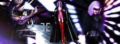 Diram . (Venus Germanotta) Tags: secondlife fashion fierce diram sickening avantgarde hautecouture couture runway catwalk stunning alien latex highfashion supermodel model editorial design graphicdesign designer brand blogger blogging blogpost gorgeous glamour chic fabulous aesthetic lavenderblonde purple purplehair alienfashion colour colourblock inspired grateful look dressedtokill style fashionista vogue trend trendsetter shades eyewear coat glamorous beauty muse pose fabric texture popculture lighting perspective photoshop photography digitalart fashionlover brands virtual future clothing events glitz glam eccentric captivate fashionable stylish bizarre stars show glow