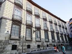 casa palacio de Domingo Trespalacios en Plaza Ramales Madrid (Rafael Gomez - http://micamara.es) Tags: madrid españa esp casa palacio de domingo trespalacios en plaza ramales barrio los austrias