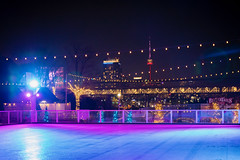 Winter Light Exhibition @ Ontario Place (A Great Capture) Tags: cn tower cntower ontarioplace agreatcapture agc wwwagreatcapturecom adjm ash2276 ashleylduffus ald mobilejay jamesmitchell toronto on ontario canada canadian photographer northamerica torontoexplore winter l'hiver 2019 icerink skating lights downtown westend light exhibition city urban night dark nighttime cold snow weather colours colors colourful colorful canon eos 6d mark ii ef2470mm skyline towers buildings structure outdoor outdoors outside vibrant cheerful vivid bright darkness nocturnal illuminate lighting