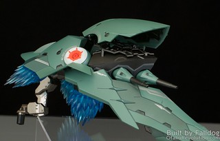 Steel Legend Metal Build Kshatriya 9 by Judson Weinsheimer