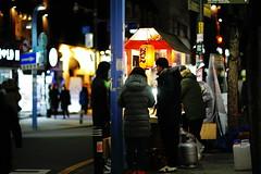 2103/1725 (june1777) Tags: snap street seoul hongdae night light bokeh canon eos 5d ef 85mm f12 ii 1600 clear