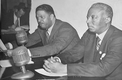 Randolph says black people will refuse to fight: 1948 (Washington Area Spark) Tags: asa a phillip randolph grant reynolds league for nonviolent civil disobedience against military segregation african american black discrimination prejudice armed services army united states draft selective service washington dc senate committee 1948 executive order 9981