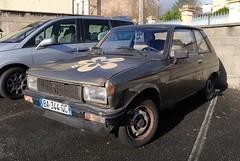 Peugeot 104 (crash71100) Tags: 104 peugeot
